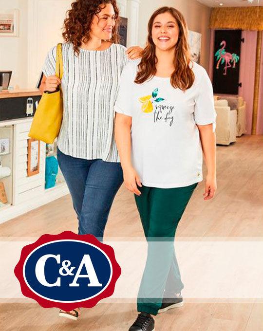 Микс летние штаны C&A большие размеры