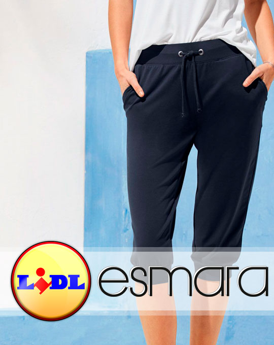 женские бриджи Esmara -Stockhouse - одежда оптом - сток оптом