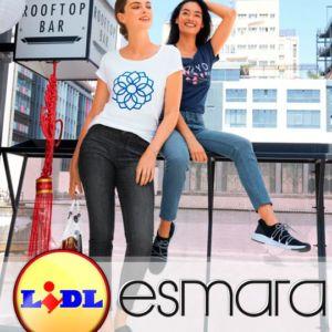 Женские футболки Esmara+- Stockhouse - одежда оптом - сток оптом