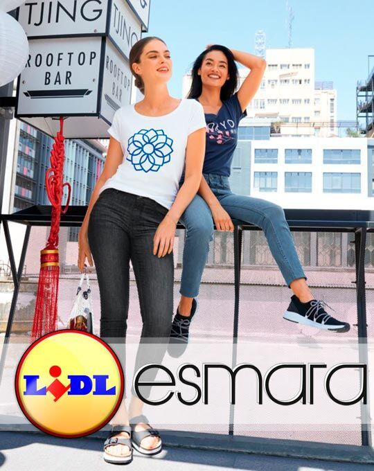 Женские футболки  Esmara+