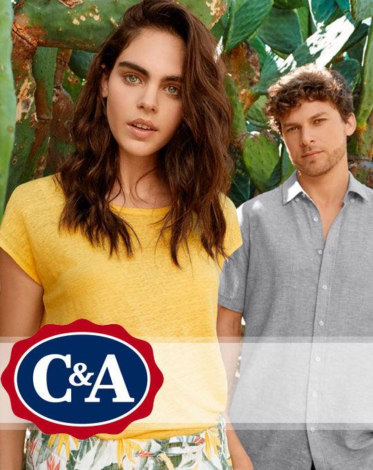 Микс футболки  C&A