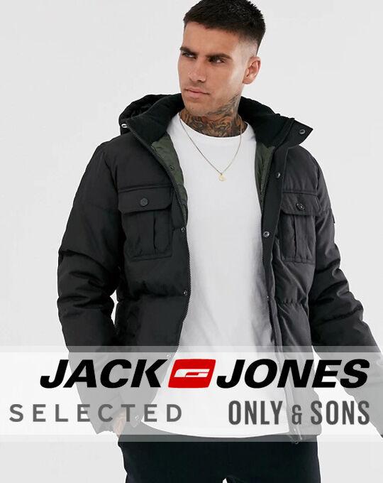 Микс  Jack & Jones +