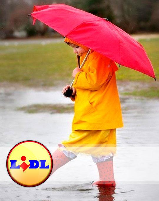 Детские резиновые сапоги LIDL