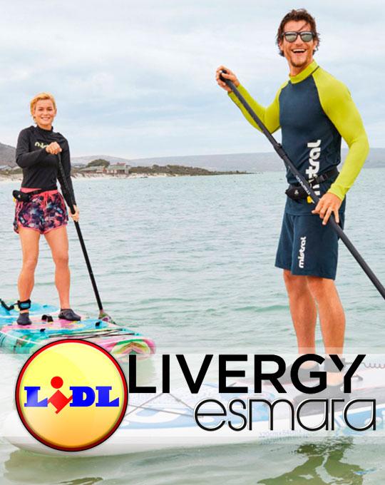 Тапочки для плавания LIVERGY+ESMARA
