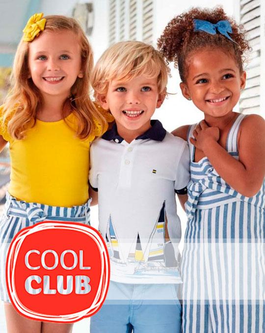 Детский микс COOL CLUB - Stockhouse - одежда оптом - сток оптом