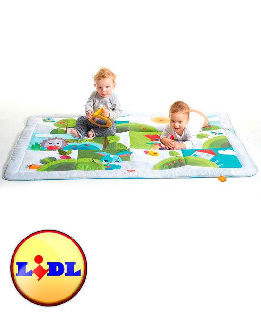 Детская стоковая одежда Игровые одеяла LIDL