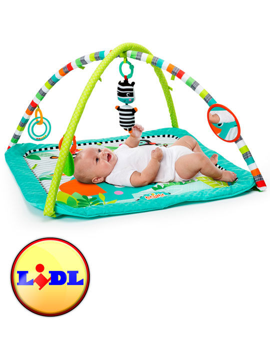 Детский развивающий коврик LUPILU