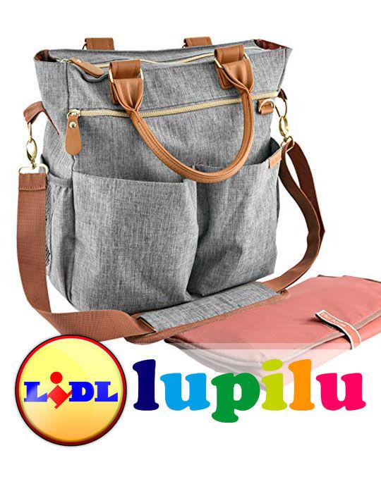 Сумки для пеленок LUPILU