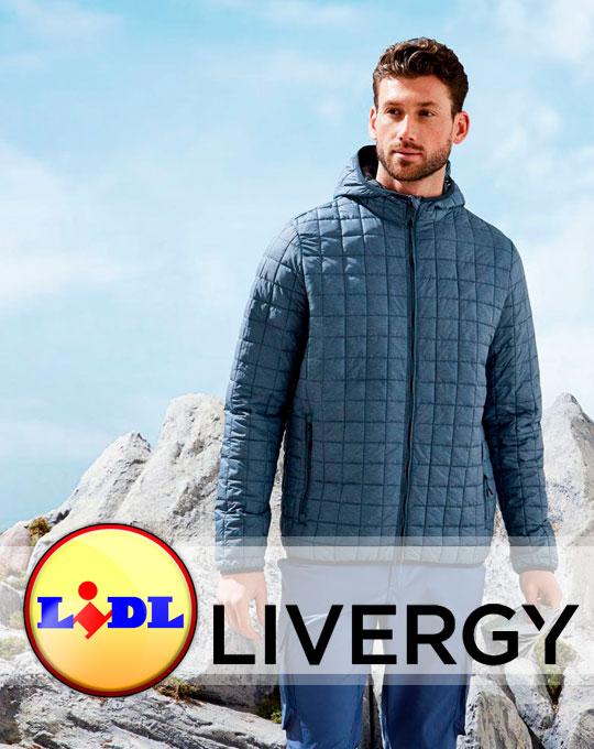 Микс ультралайт куртки Livergy