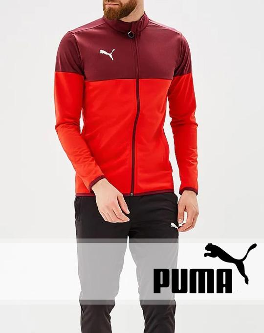 Спортивный мужской  реглан PUMA