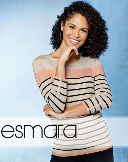 Женский повседневный свитер   ESMARA