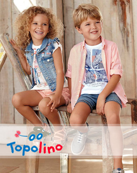 Детский микс TOPOLINO