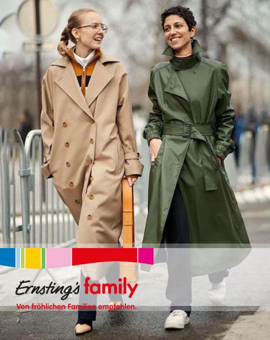 Женская стоковая одежда Женский микс Ernstings family