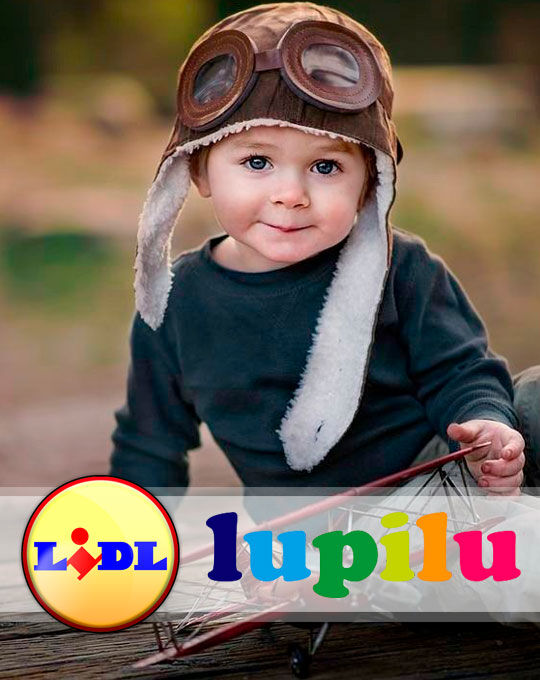 Pepperts Детский микс Беби LUPILU