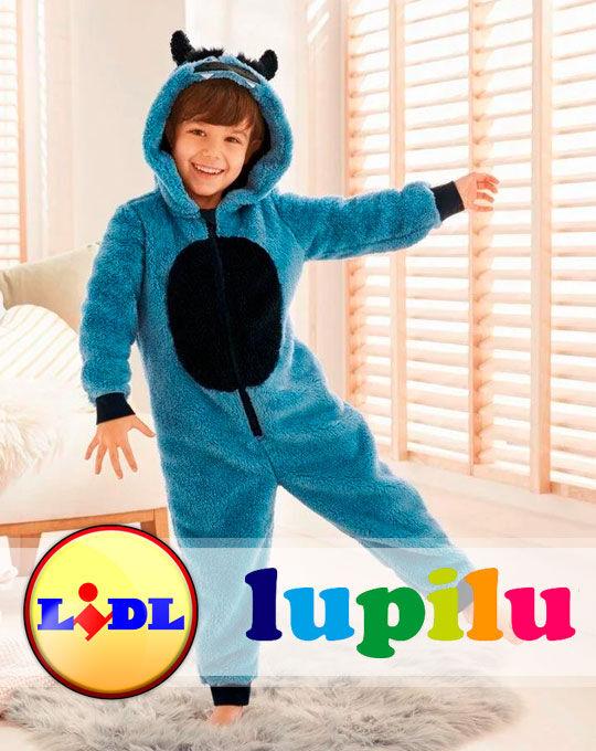 Детская стоковая одежда Детский Микс пижамы (кигуруми) Lupilu-Pepperts