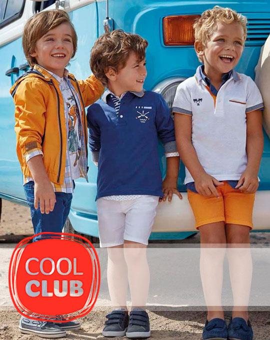 Микс футболки COOL CLUB