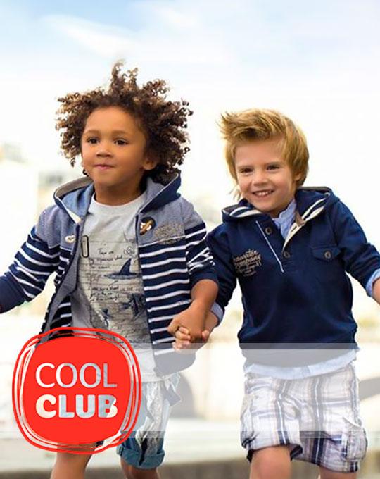 Микс ветровки COOL CLUB