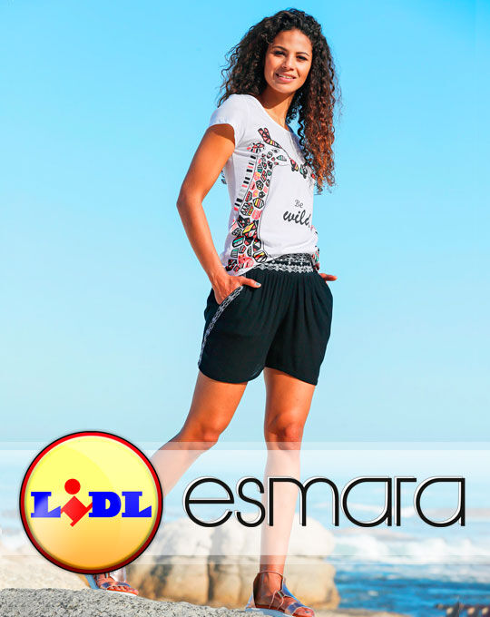 product Женские летние шорты ESMARA
