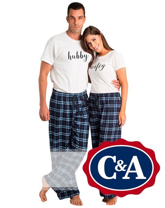 Микс пижамы C&A