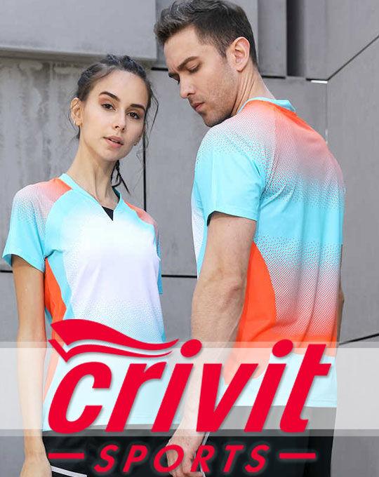 Микс футболки CRIVIT