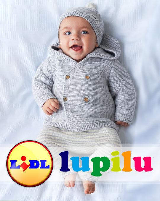 Детские костюмчики - человечки LUPILU