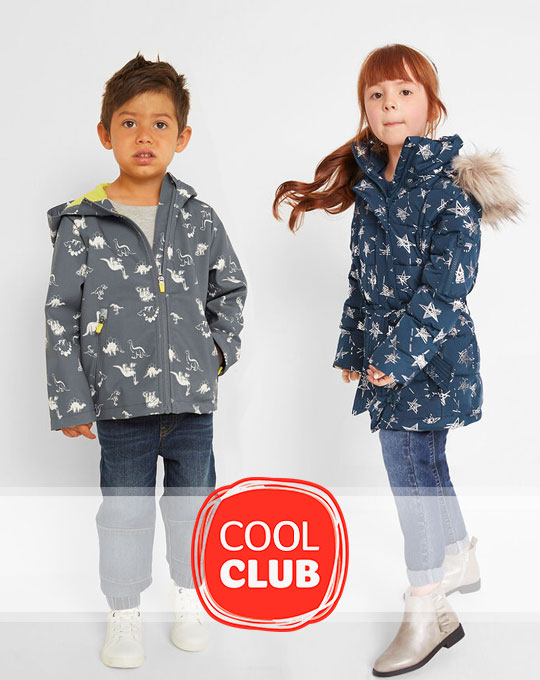 Детский зимний микс  COOL CLUB