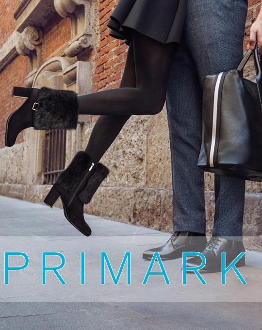 Микс обувь PRIMARK